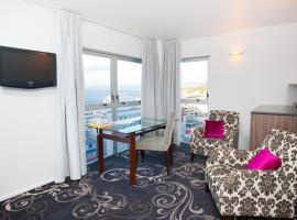 Mercure Wellington Central City Hotel and Apartments, hotel v destinaci Wellington