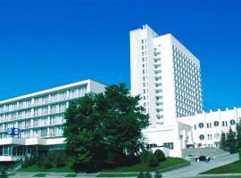 Hotel Mir, hotel in Kiev