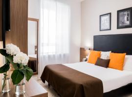 Hotel Concordia, hotel in Spagna, Rome
