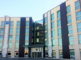 Idea Hotel Milano Malpensa Airport, hotel a Case Nuove