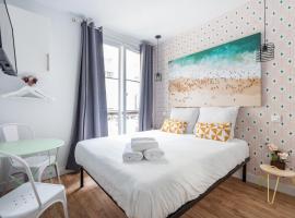Apartment WS Opéra - Galeries Lafayette, hotel in Paris