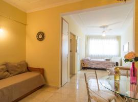Flat General, apartment in Petrópolis