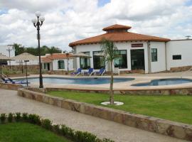 Hotel Real de San Jose, hotel en Tequisquiapan