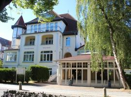Akzent Strandresidenz Villa Verdi, Hotel in Kühlungsborn