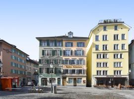 Hotel Hirschen, hotel near Helmhaus, Zurich