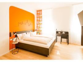 sevenDays Hotel Karlsruhe, отель в Карлсруэ