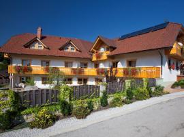 Garni Hotel Berc, hotel in Bled