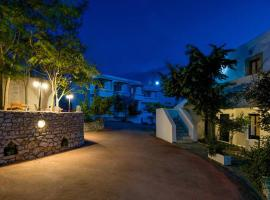 Contaratos Holiday Lettings 2, pet-friendly hotel in Kýthira