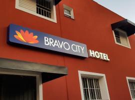 Bravo City Hotel Campo Grande, hotel in Campo Grande