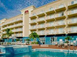 Hampton Inn & Suites Ocean City, hotel near Ocean City Boardwalk, Ocean City