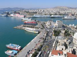 Ξενοδοχείο Ανίτα, ξενοδοχείο κοντά σε Λιμάνι του Πειραιά, Πειραιάς