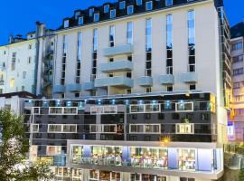 Hôtel Astrid, hôtel à Lourdes