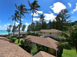 Waimanalo Beach Cottages, lodge in Waimanalo