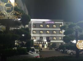 Goodstay Andong Park Hotel, hotel in Andong
