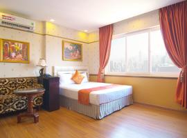 Emerald Serviced Apartment, apartment in Ho Chi Minh City