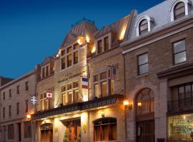 Hotel Manoir Victoria, hotel near Old Quebec/Vieux Quebec, Quebec City