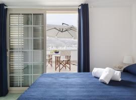 La rosa dei venti, apartment in Gaeta