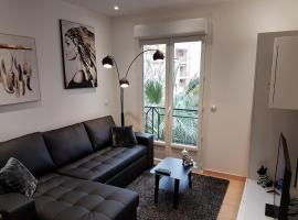 Nice Apartment in Menton French Riviera, budget hotel in Menton
