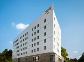 Okko Hotels Grenoble Jardin Hoche, hotel in Grenoble