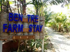 Ben Tre Farm Stay, khách sạn ở Bến Tre