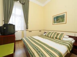 Hotel Blaha Lujza, отель в Балатонфюреде