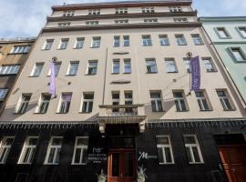 Myo Hotel Wenceslas, family hotel in Prague