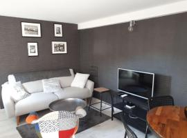 Le cosy plage, hotel in Ouistreham