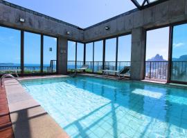 Tiffany's Ipanema 010D, serviced apartment in Rio de Janeiro