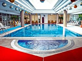 Grand Hotel Victory, отель в Актау