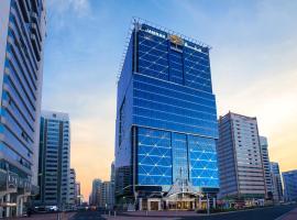 Jannah Burj Al Sarab, hotel in Abu Dhabi