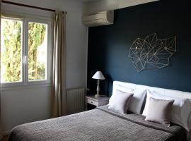 Hotel Les Oliviers、ドラギニャンのホテル