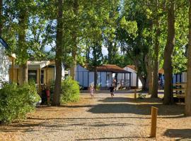 Camping La Dune, hotel near Beziers Cap d'Agde Airport - BZR,