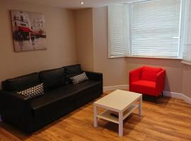 Camden Place Apartments, apartment in Croydon