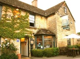 Five Alls, hotel in Lechlade