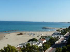 Apartamento primera línea de playa, apartment in Benicàssim
