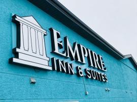 Empire Inn & Suites, hotel em Red Deer