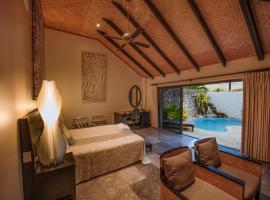 Crown Beach Resort & Spa, hotel v destinaci Rarotonga