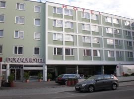 """""""Donauhotel Neu-Ulm"""", отель в Ульме"""