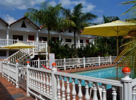 Hotel Campestre La Toscana, hotel in Villavicencio