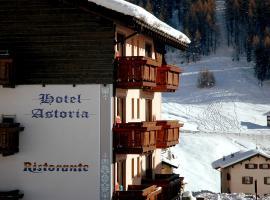 Hotel Astoria, hotel a Livigno