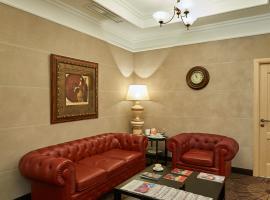 ASTOR Hotel, отель в Перми