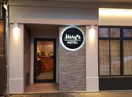 Hôtel Mary's - Caen Gare SNCF Centre, hotel near Cabourg-Le Home Golf Course, Caen