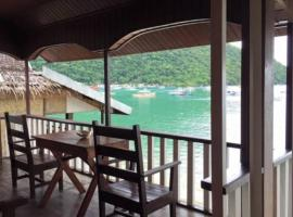 Ricos Beach Cottages, homestay in El Nido