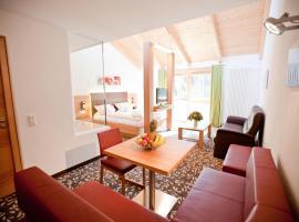 Hotel und Appartementhof Waldeck, Hotel in Bad Füssing