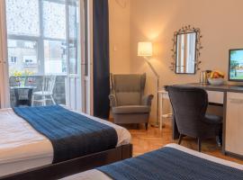 Selection Rooms, ξενοδοχείο κοντά σε Knez Mihailova Street, Βελιγράδι