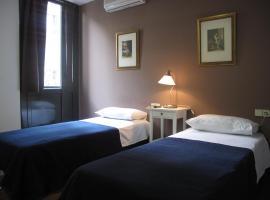 Hostal LK Barcelona, hotel a Barcellona