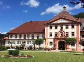 Hotel Klosterhof, hotel in St. Blasien