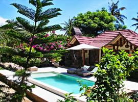 Meno Dream Resort, three-star hotel in Gili Meno