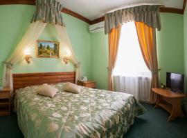 Гостиница Снегурочка, отель в Костроме