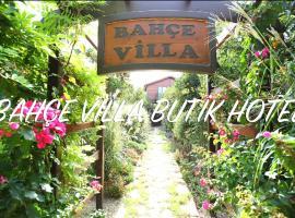 Bahçe Villa, вилла в городе Чиралы